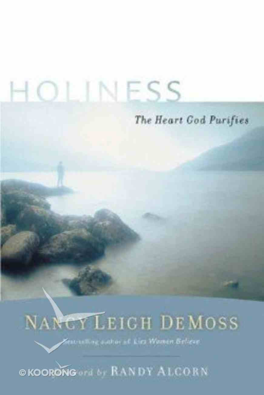 Holiness (Revive Our Hearts Series) Paperback