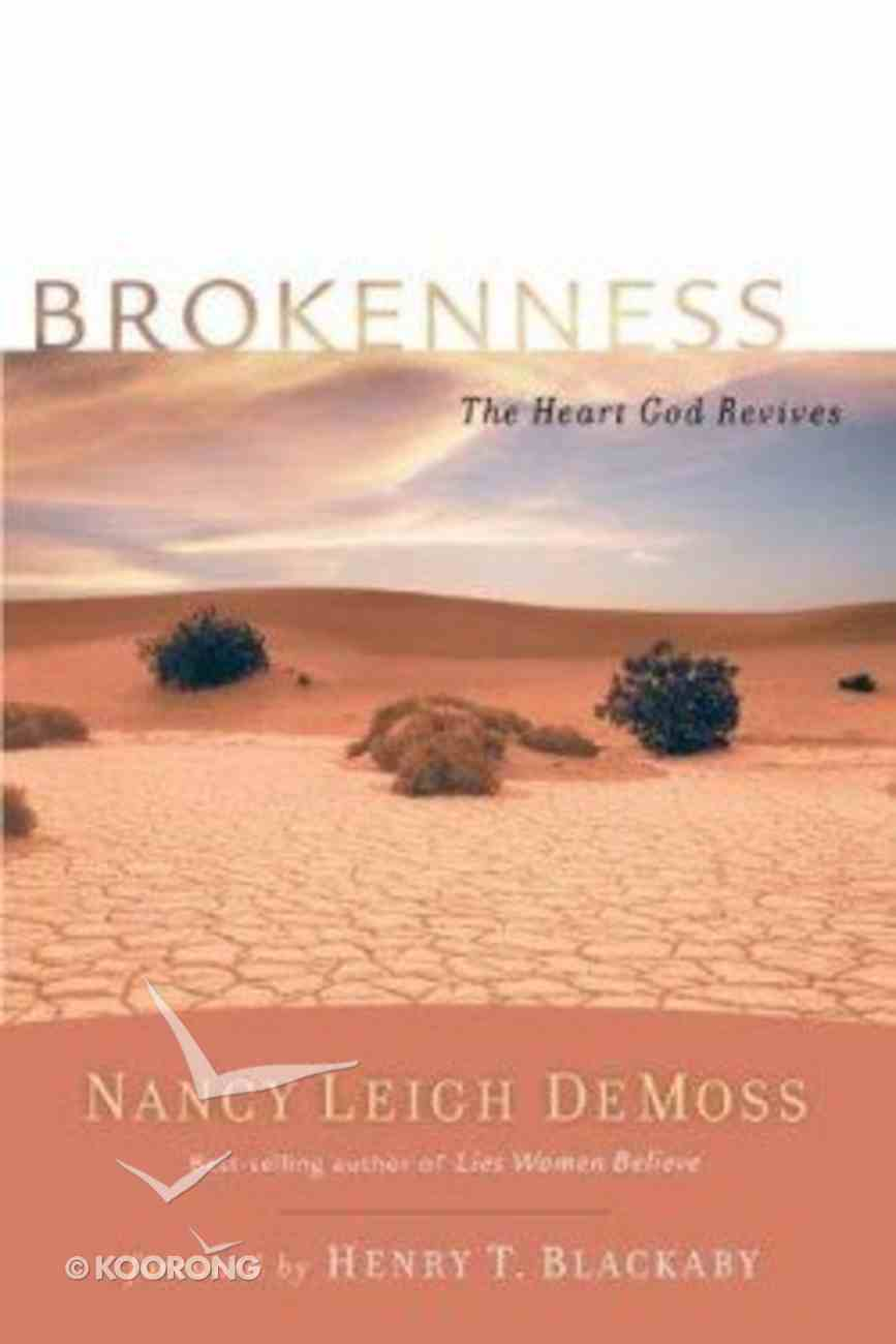 Brokenness (Revive Our Hearts Series) Paperback