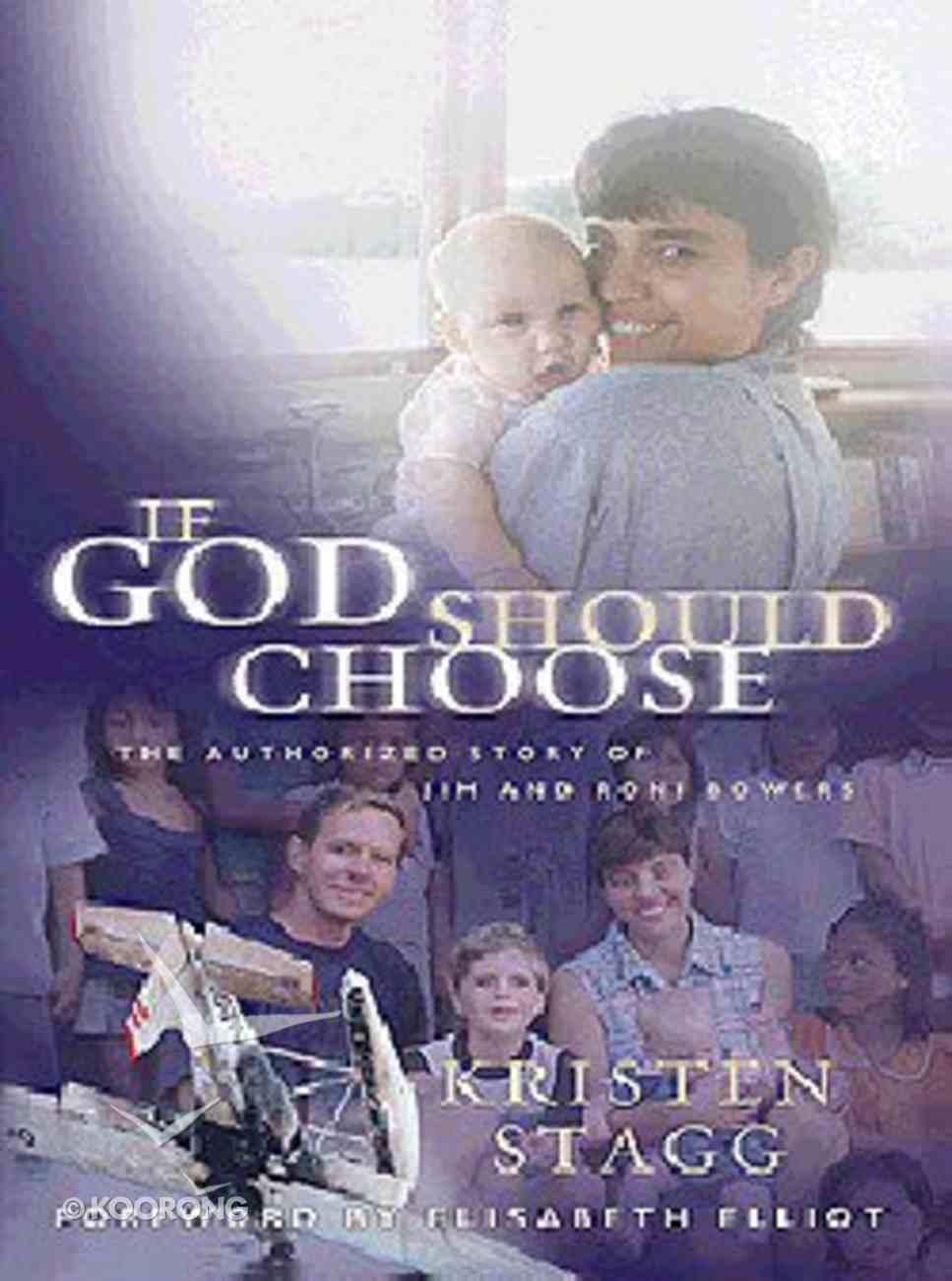 If God Should Choose Hardback