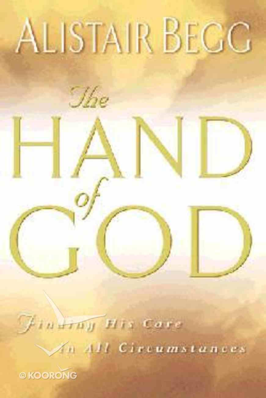 Hand of God Hardback