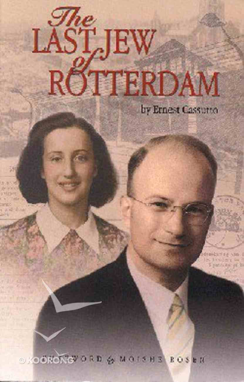 The Last Jew of Rotterdam Paperback