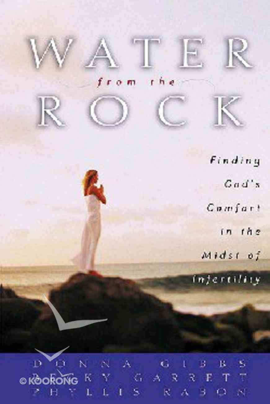 Water From the Rock Paperback