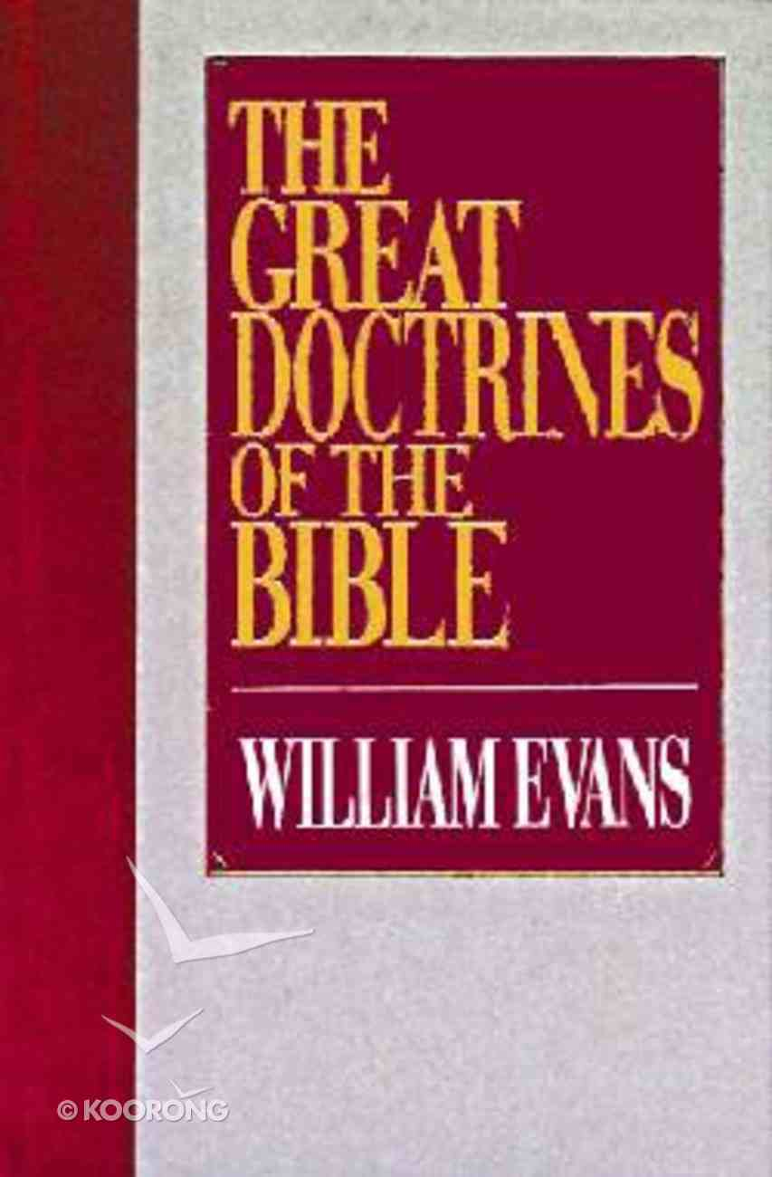 The Great Doctrines of the Bible Hardback