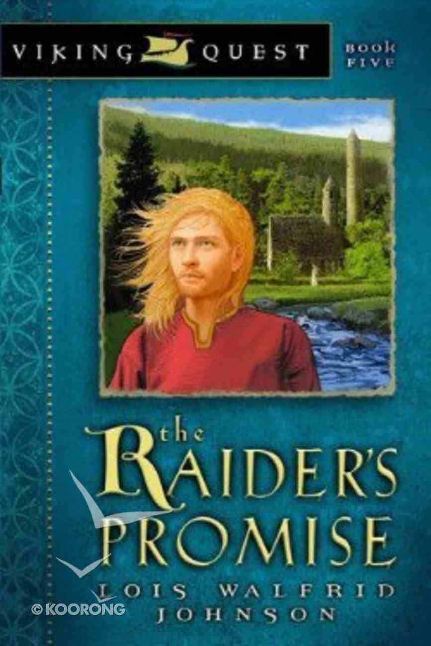 The Raider's Promise (#05 in Viking Quest Series) Paperback
