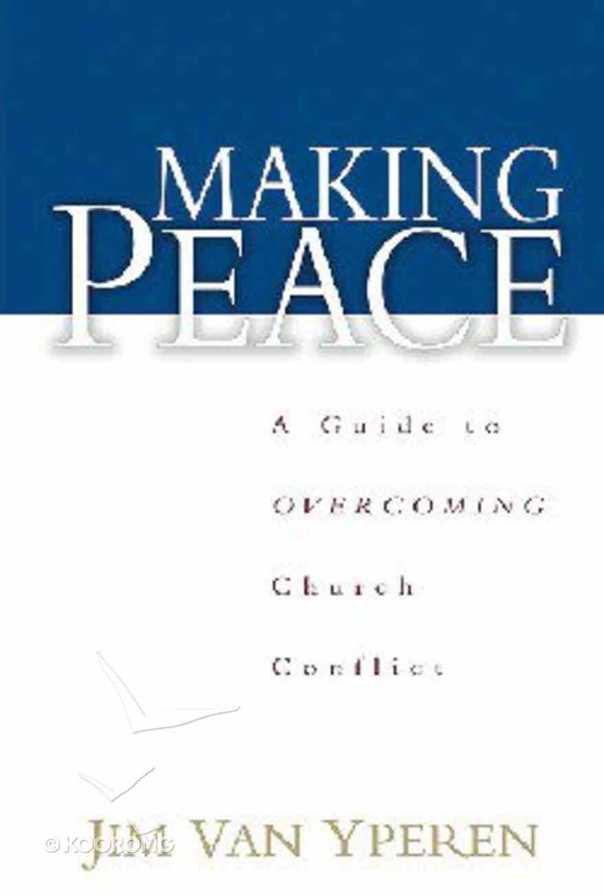 Making Peace Paperback