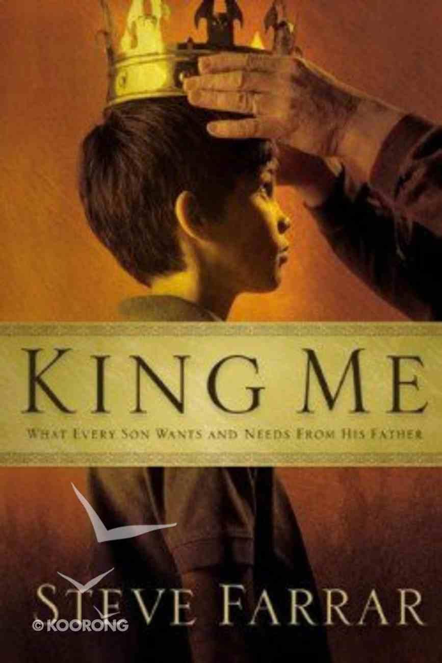 King Me Paperback