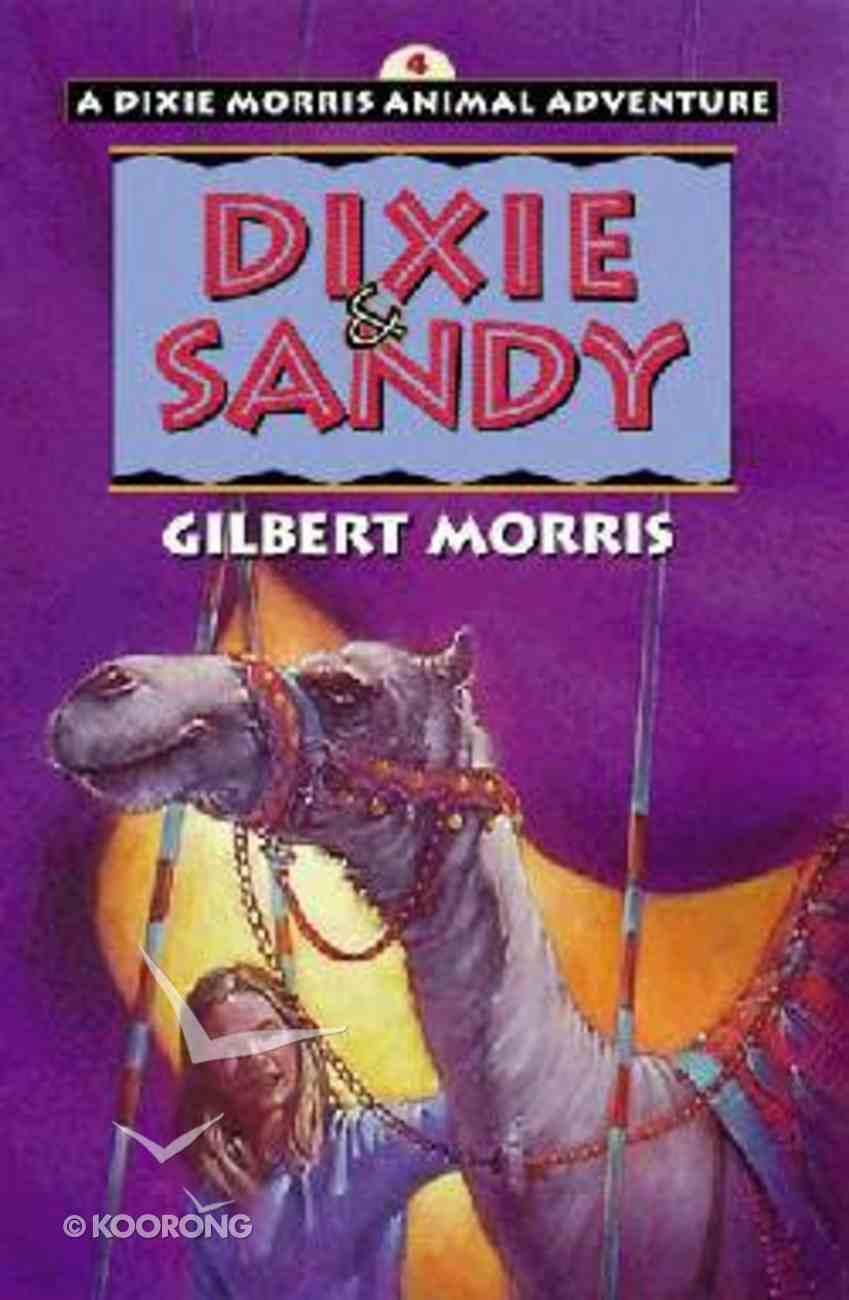 Dixie & Sandy (#04 in Dixie Morris Series) Paperback