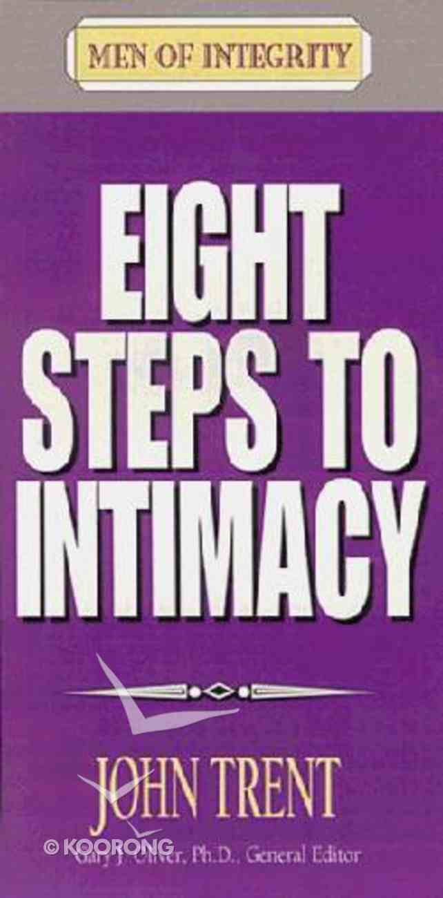 Eight Steps to Intimacy Paperback