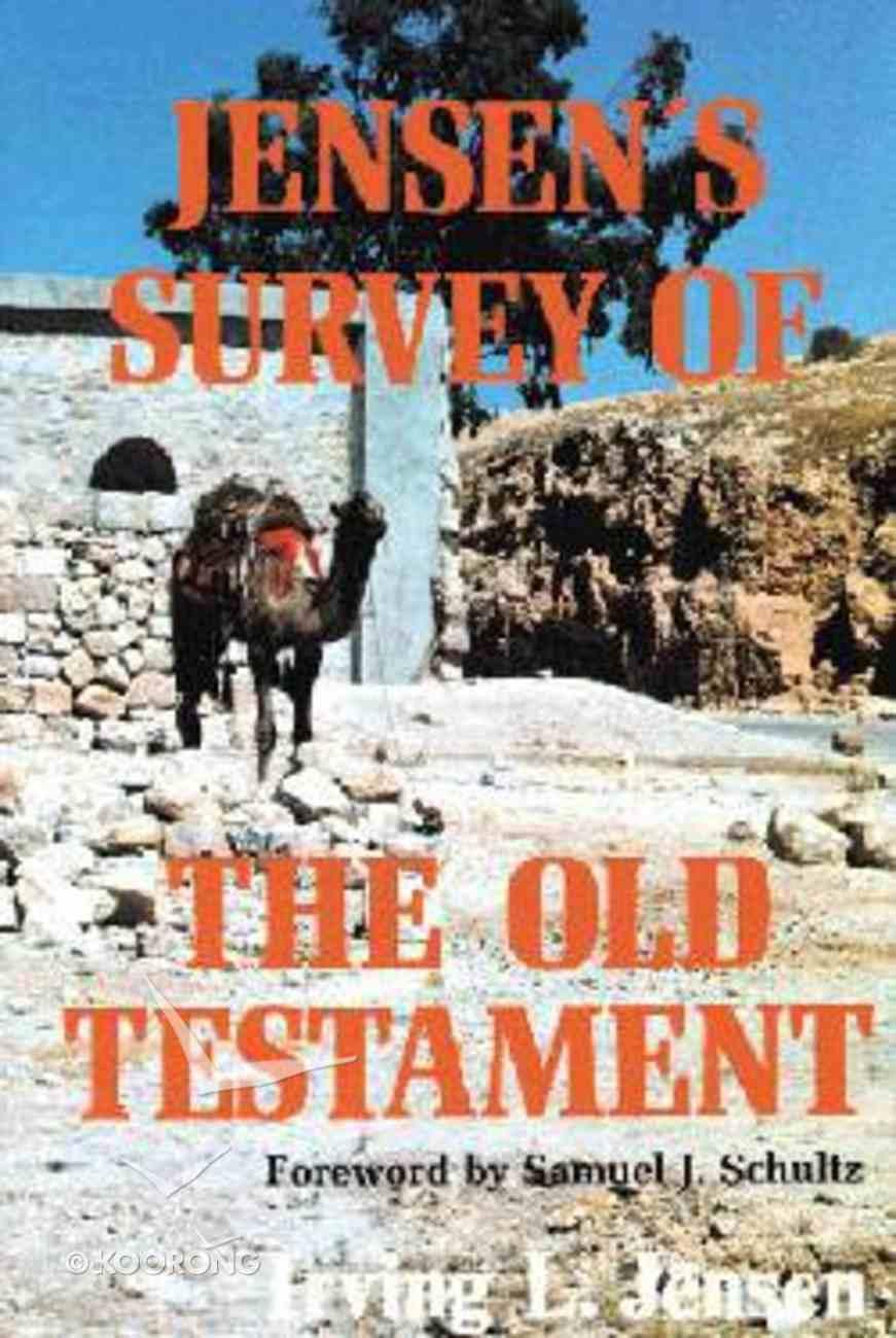 Jensen's Survey of Old Testament & New Testament (2 Volume Set) Hardback