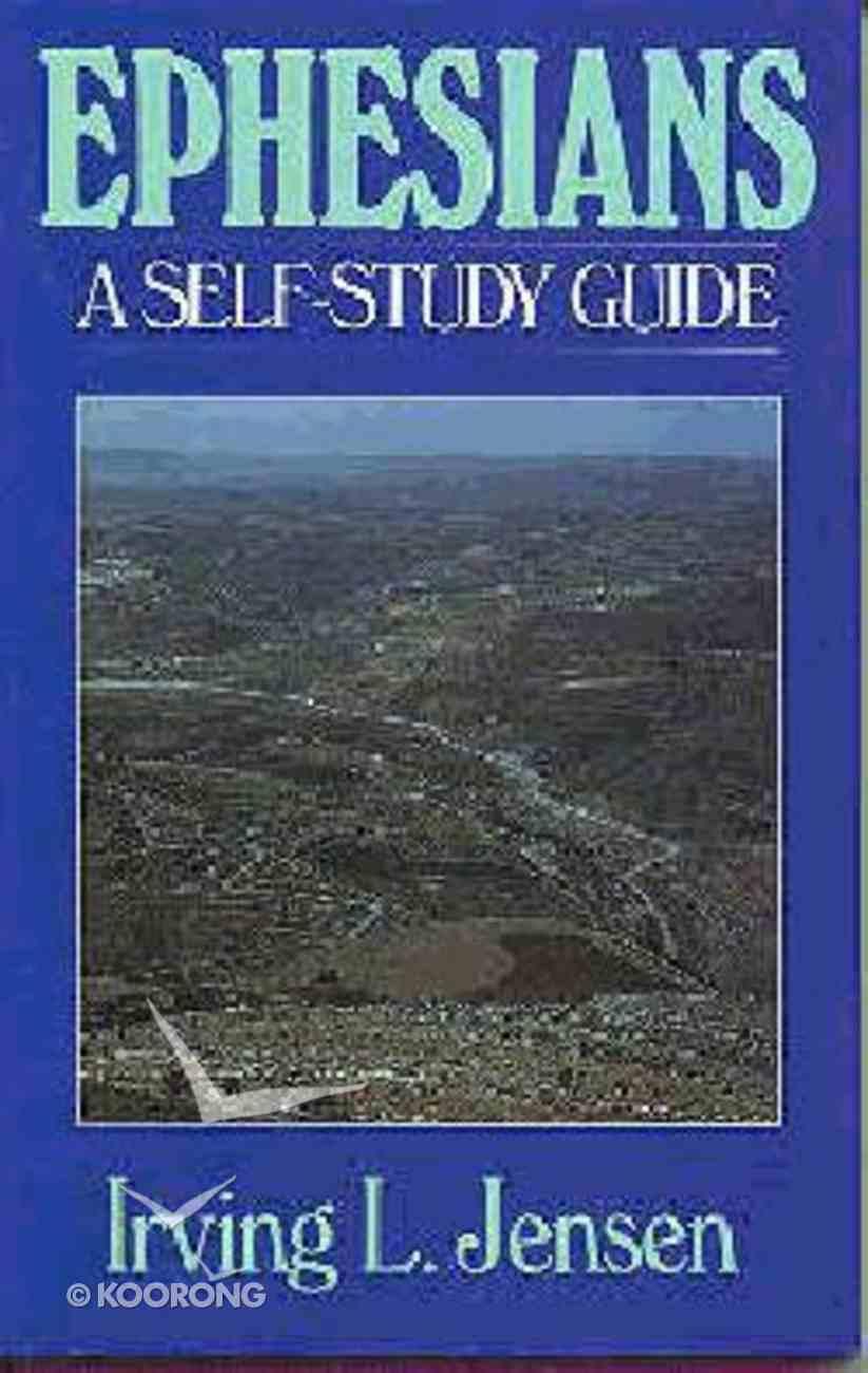 Self Study Guide Ephesians (Self-study Guide Series) Paperback