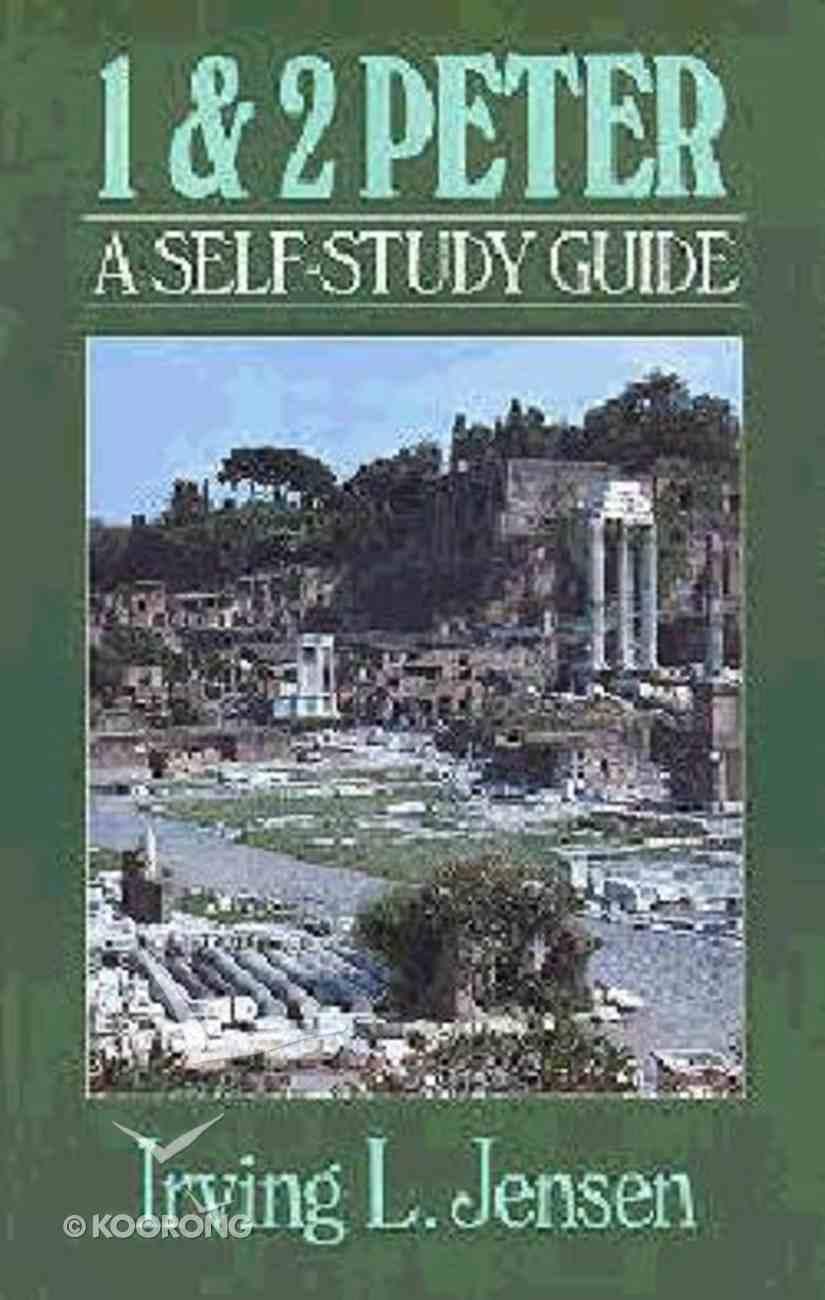 Self Study Guide 1&2 Peter (Self-study Guide Series) Paperback