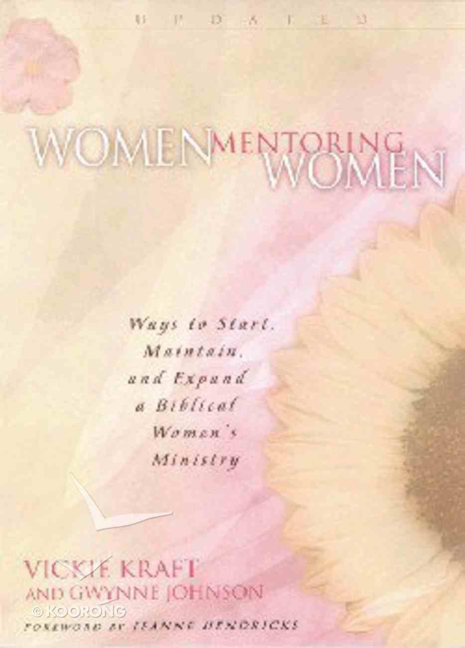 Women Mentoring Women Paperback