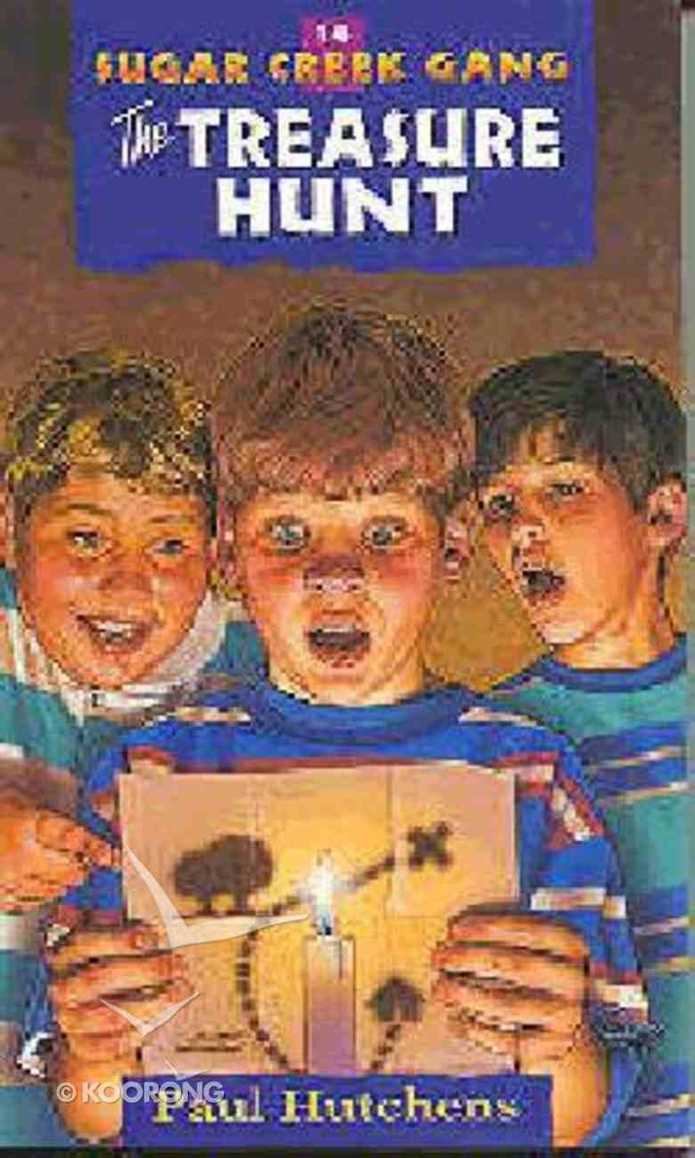 Treasure Hunt (#14 in Sugar Creek Gang Series) Paperback
