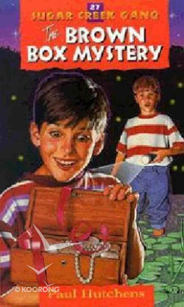 Brown Box Mystery (#27 in Sugar Creek Gang Series) Paperback