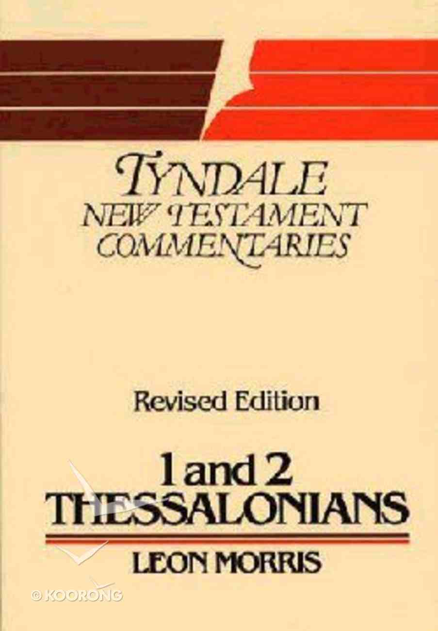 1&2 Thessalonians (Tyndale New Testament Commentary (2020 Edition) Series) Paperback