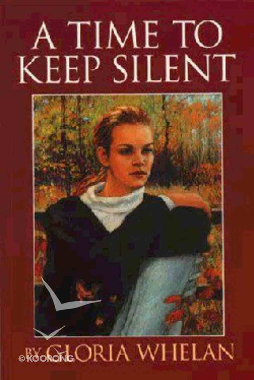 Time to Keep Silent Paperback