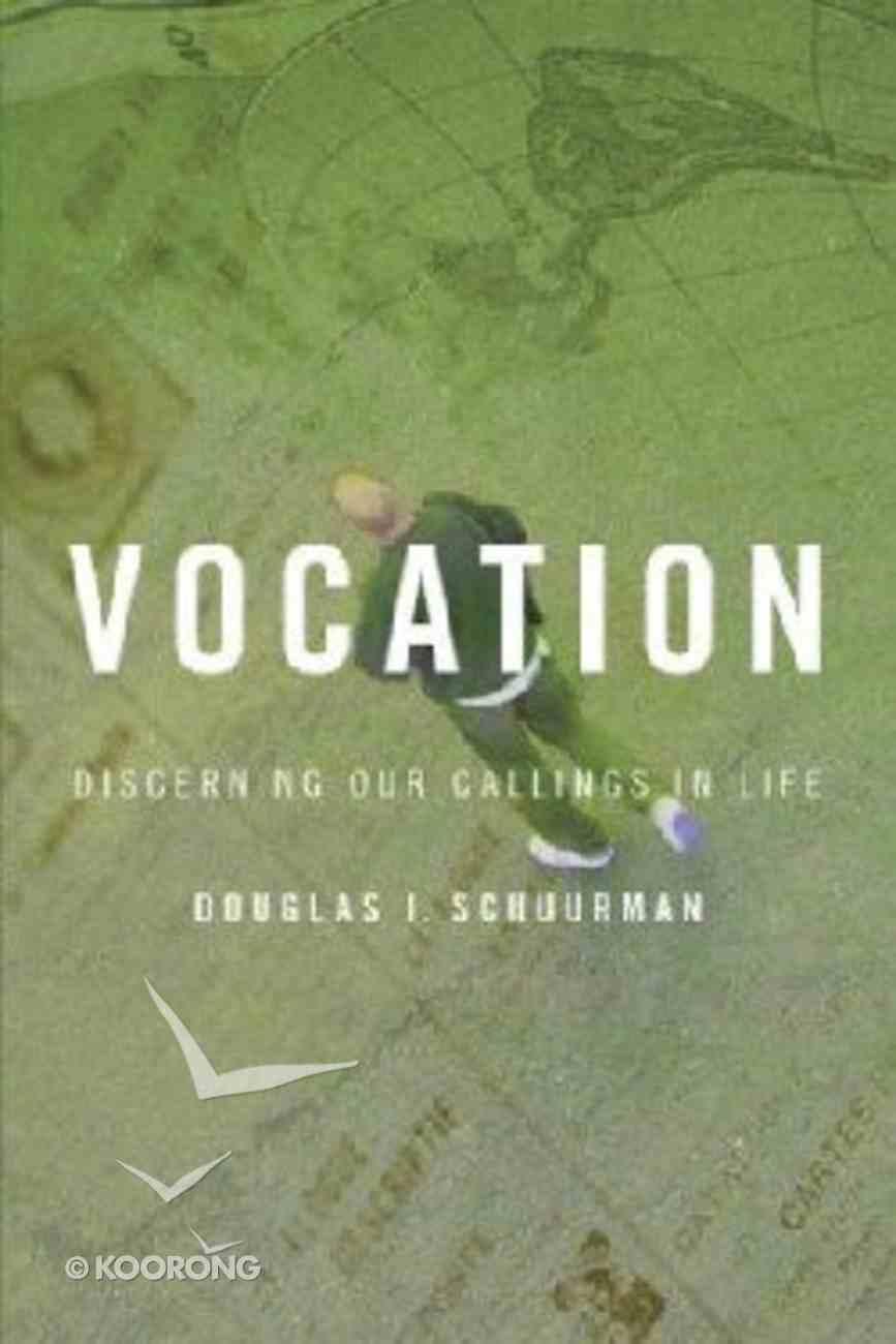 Vocation Paperback