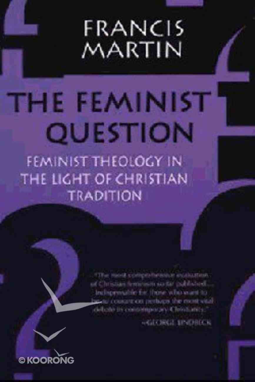 Feminist Question Paperback