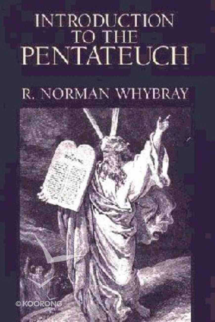 Introduction to the Pentateuch Paperback