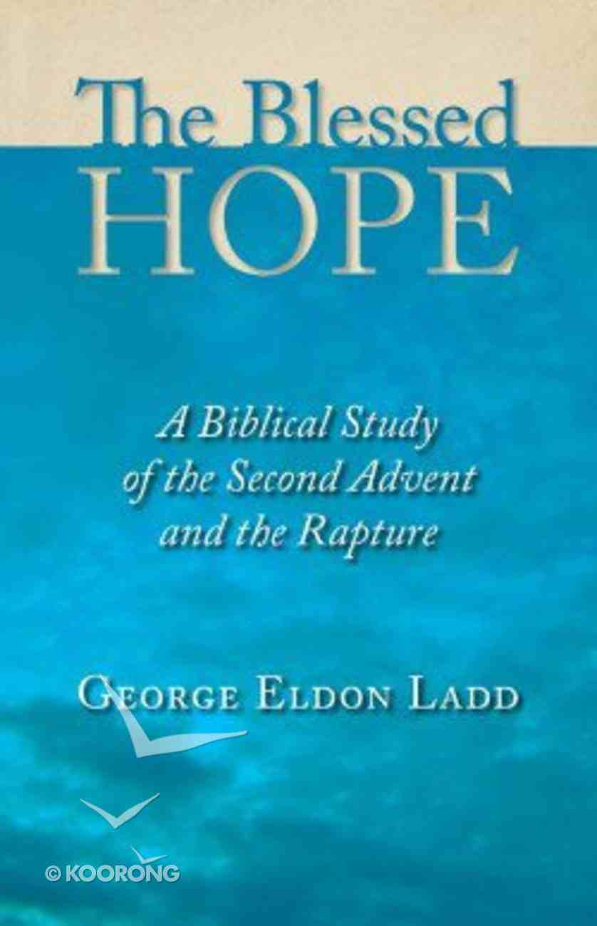 Blessed Hope Paperback