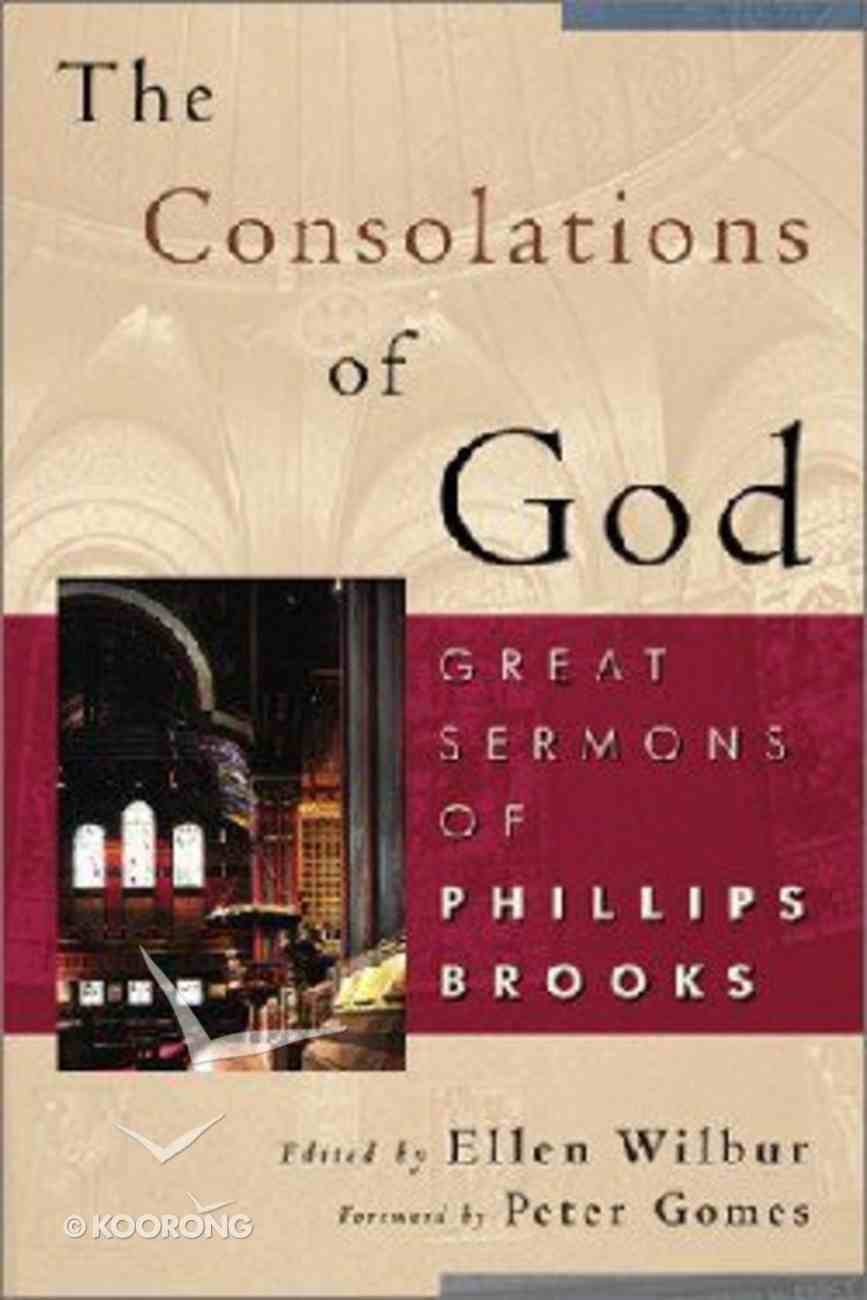 The Consolations of God Paperback