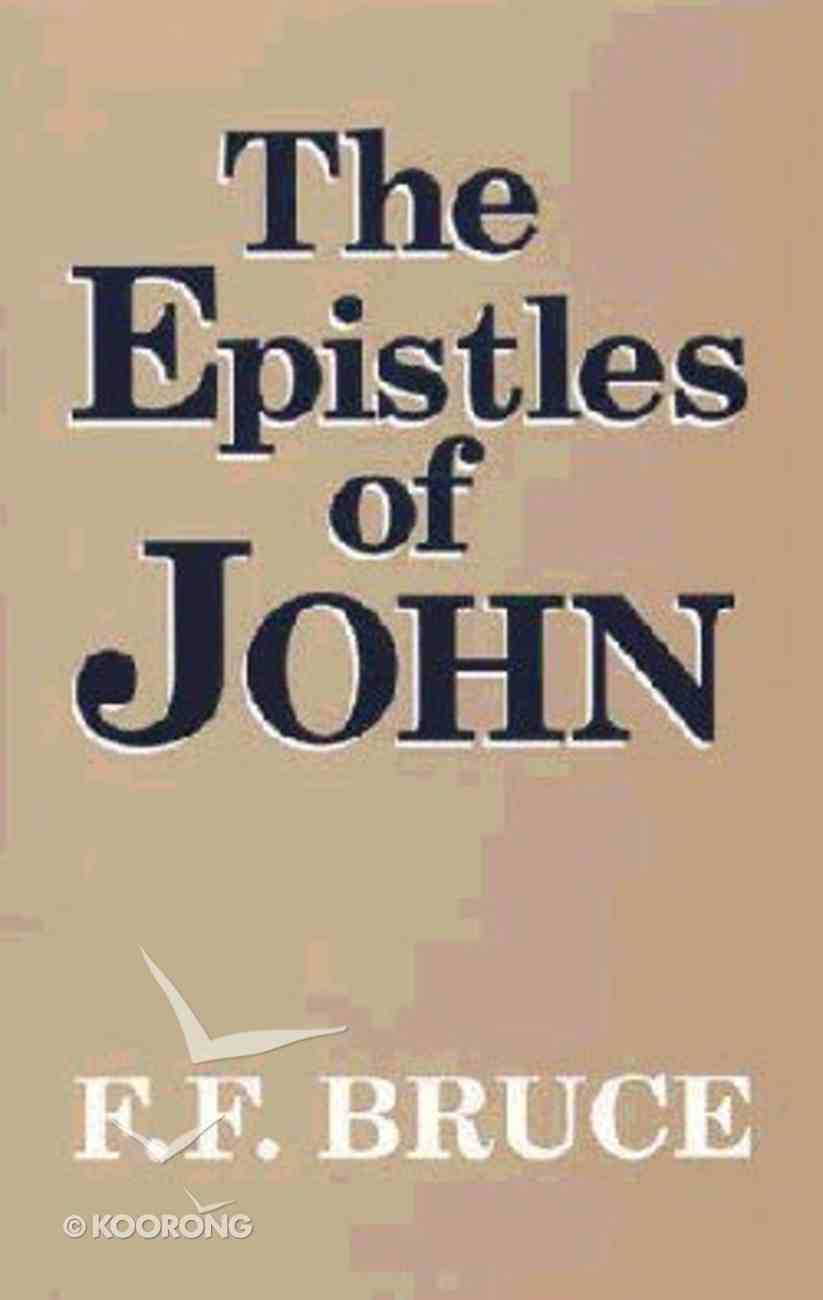 Epistles of John Paperback