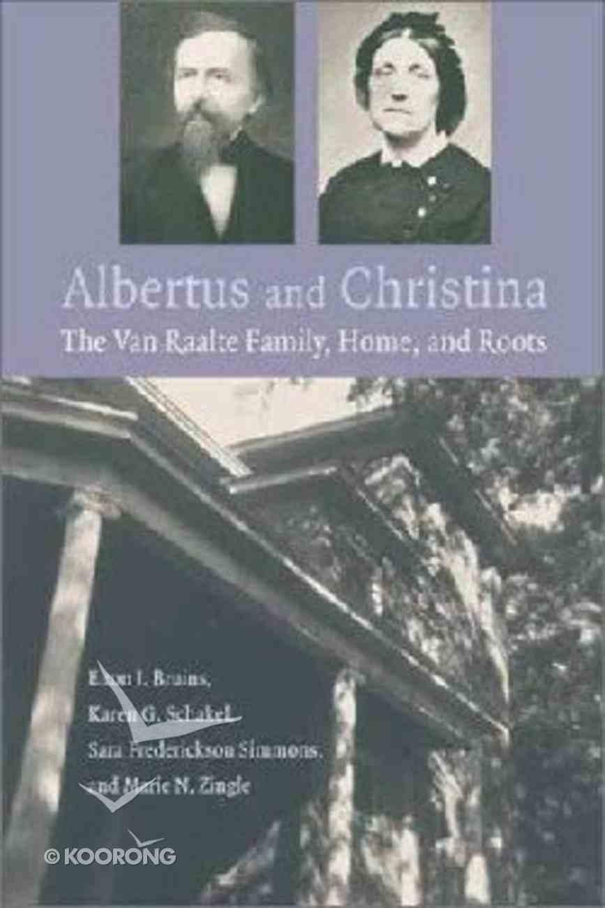 Albertus and Christina Hardback