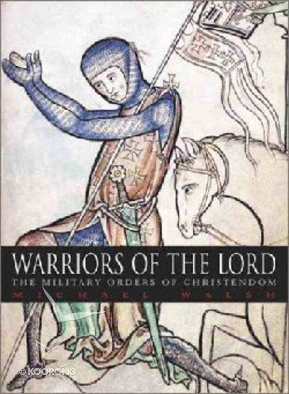 Warriors of the Lord Hardback