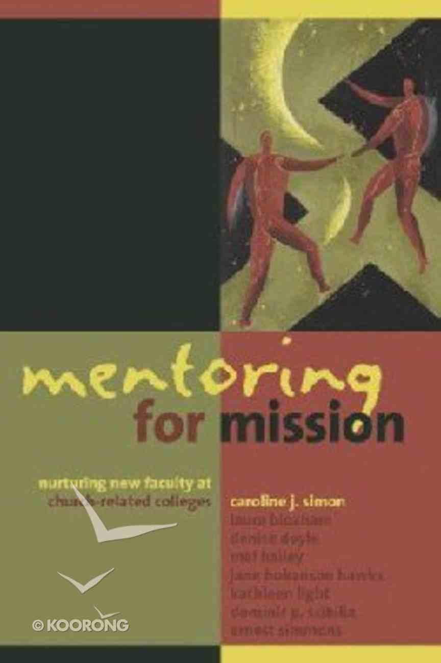 Mentoring For Mission Paperback
