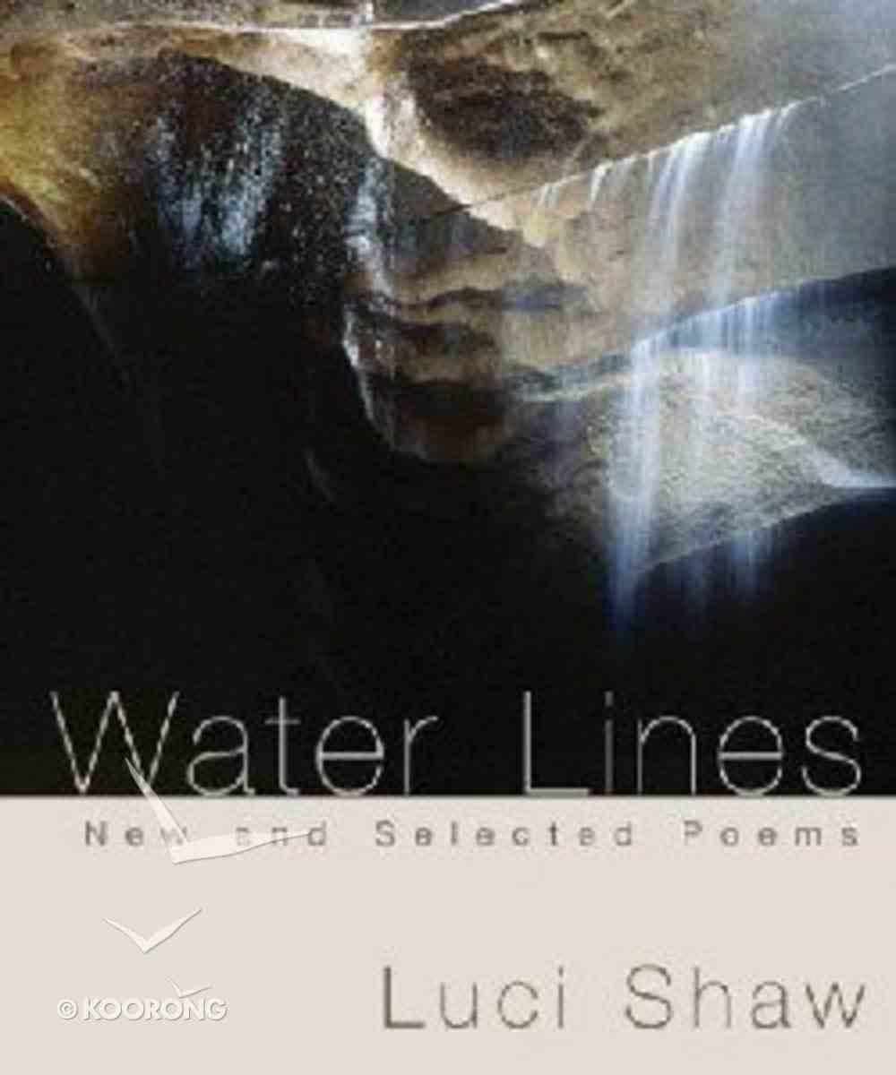 Water Lines Hardback