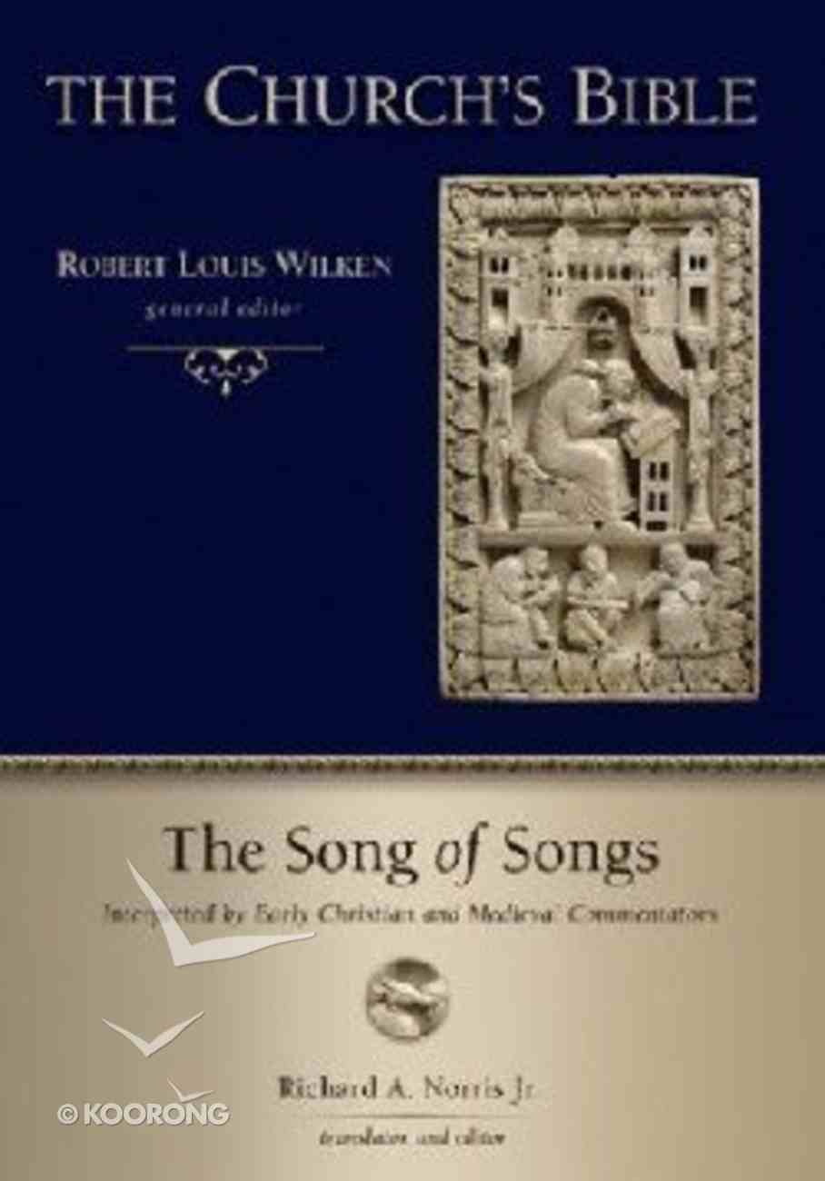 The Song of Songs (Church's Bible, The Series) Hardback