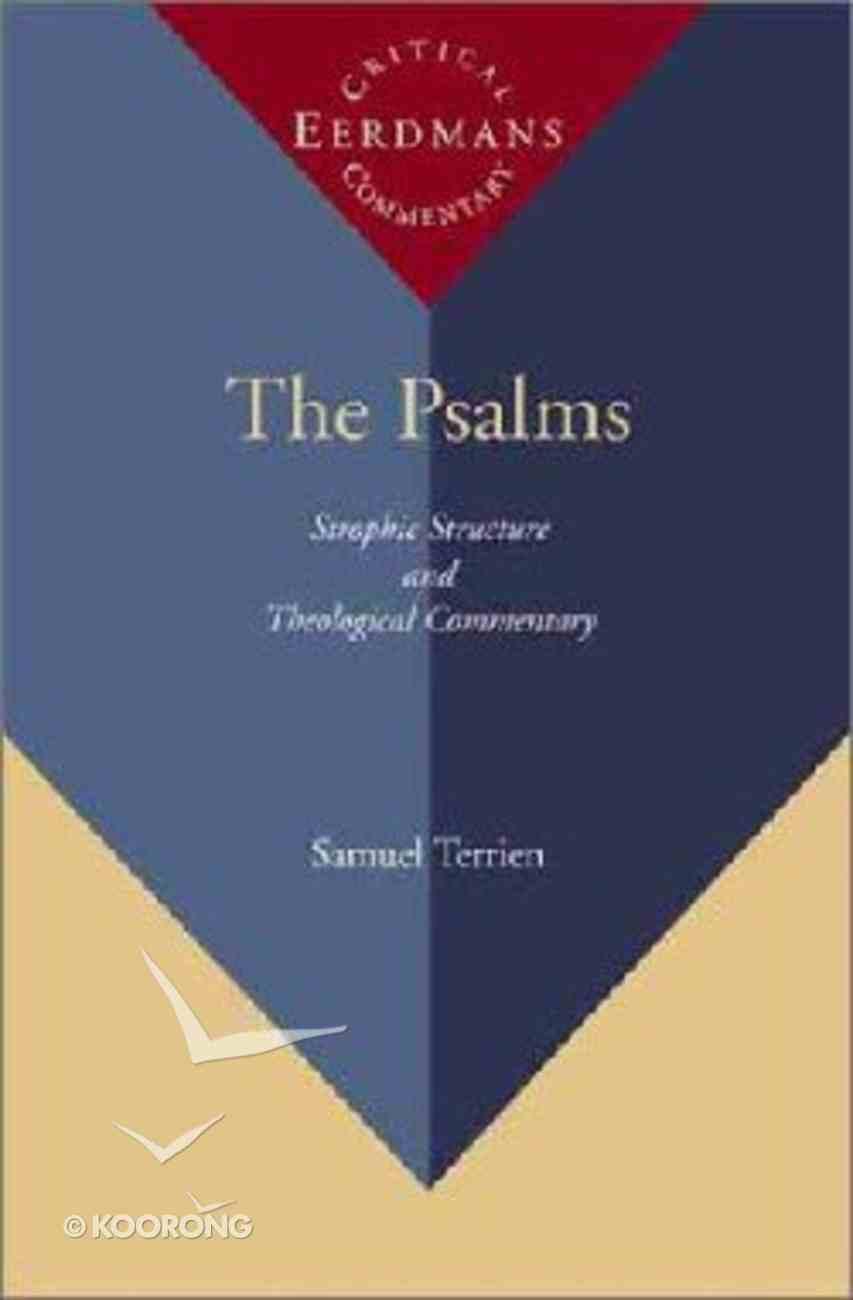 The Psalms (Eerdmans Critical Commentary Series) Hardback