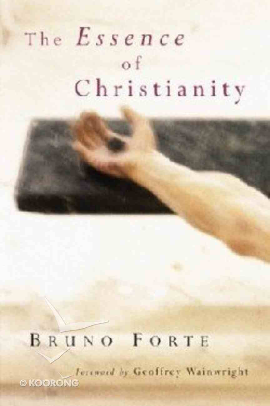 The Essence of Christianity Paperback