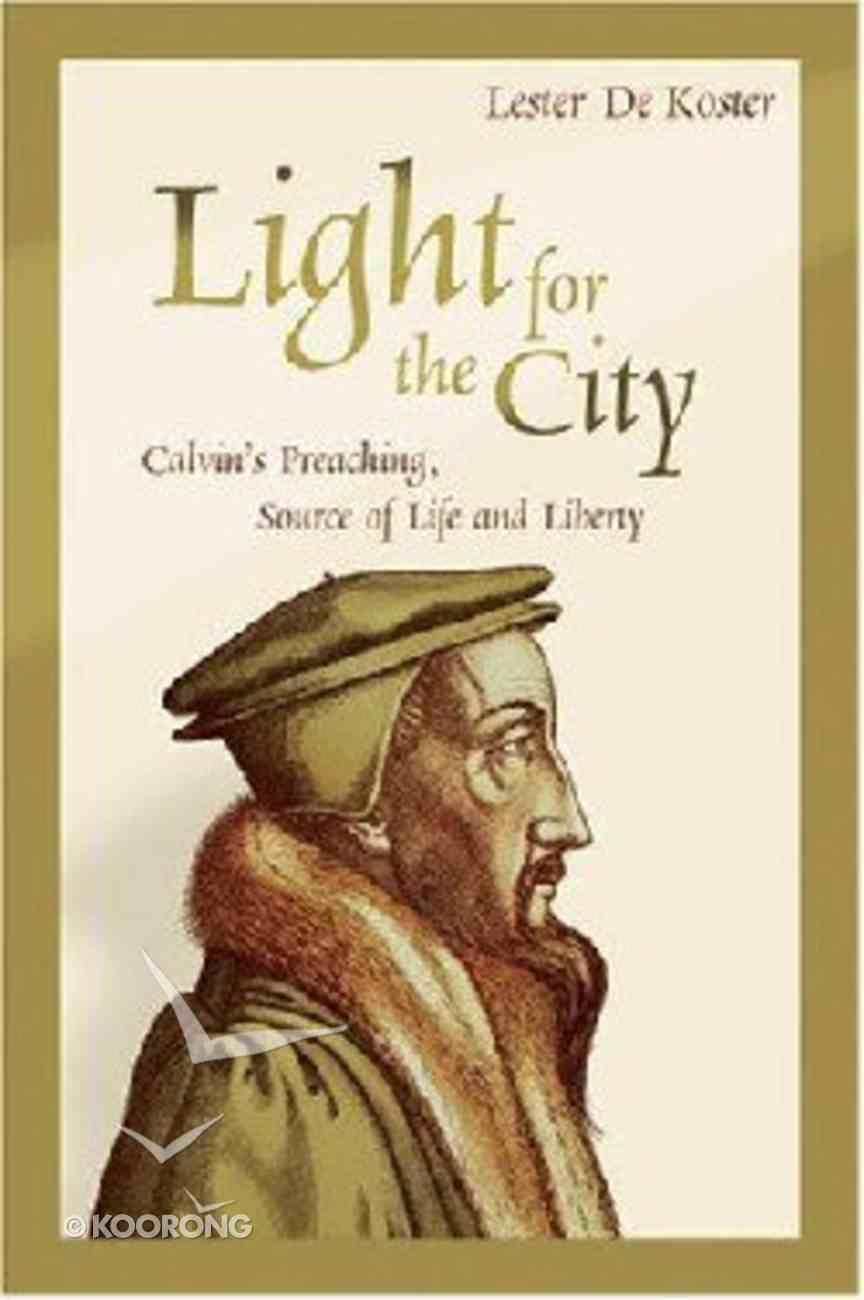 Light For the City Paperback