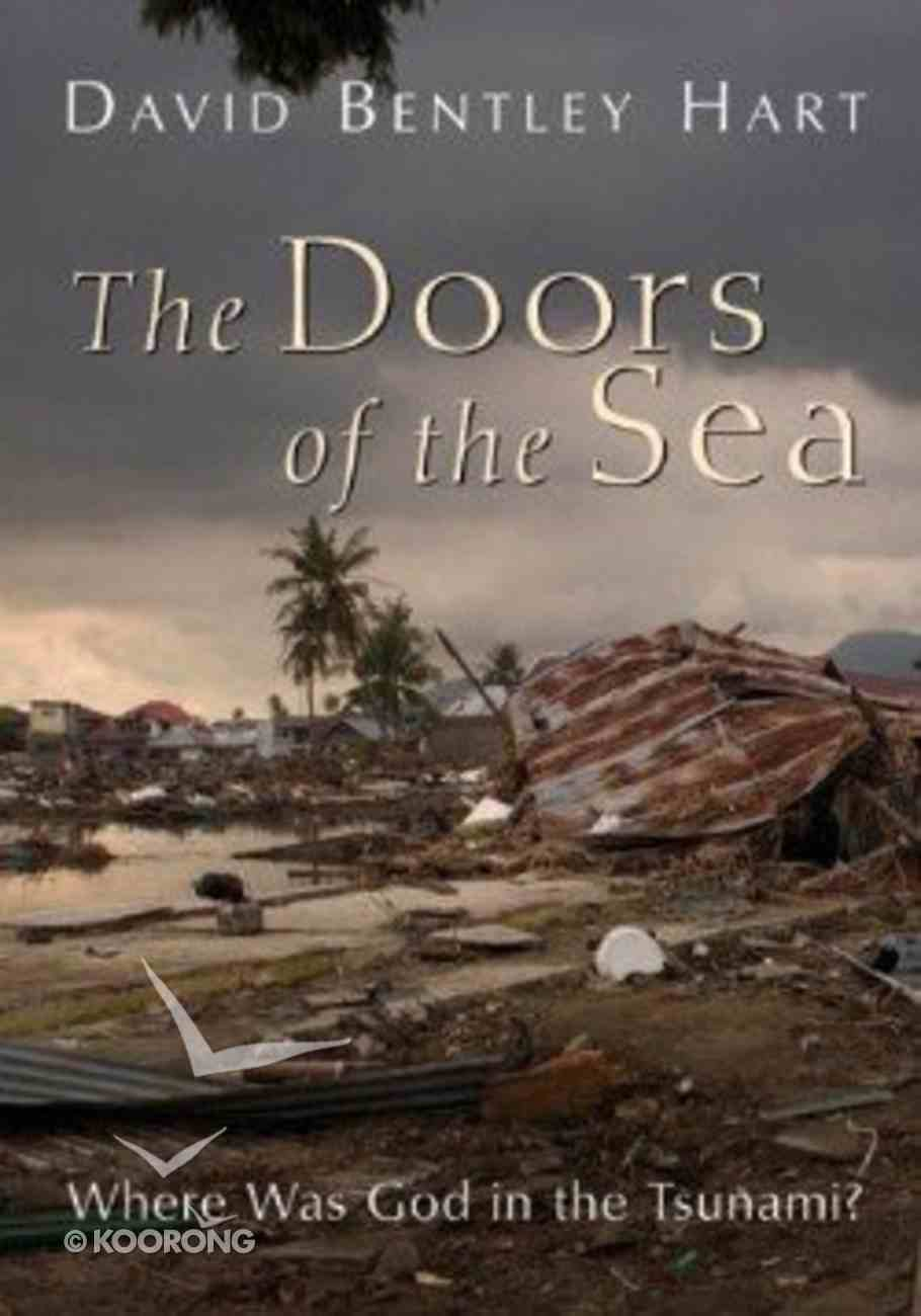 The Doors of the Sea Hardback
