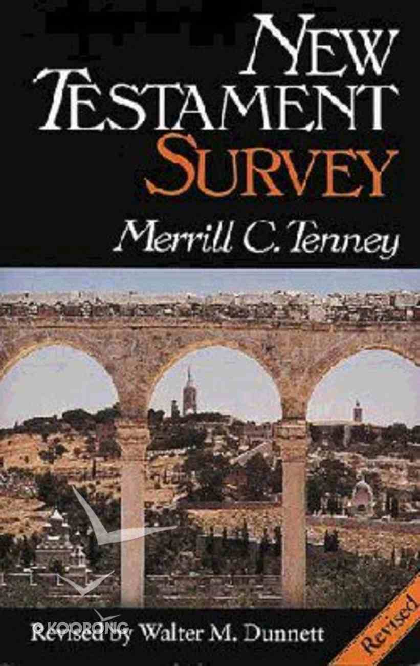 New Testament Survey Hardback