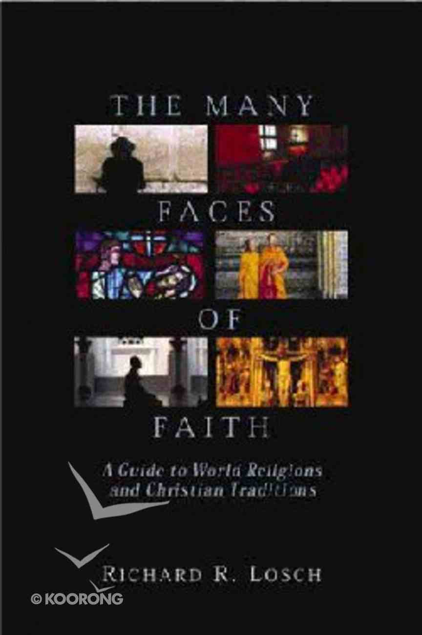The Many Faces of Faith Hardback