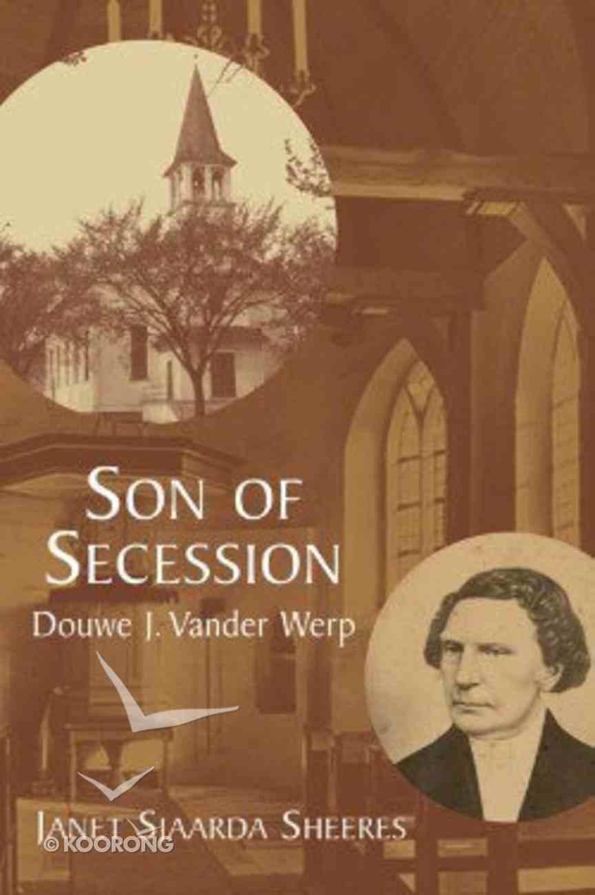 Son of Seccesion (Douwe J.vander Werp) Paperback
