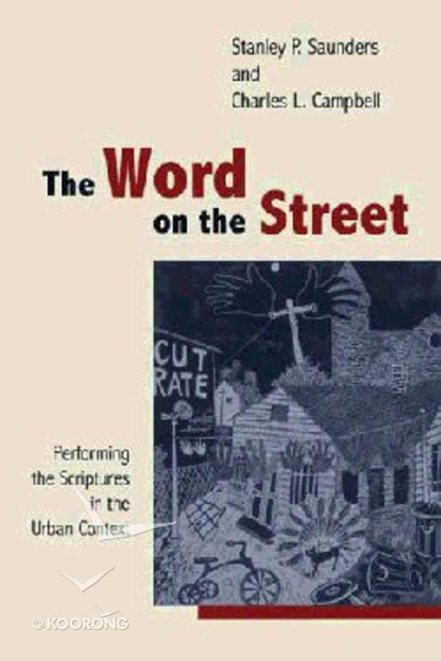 Word on the Street Paperback