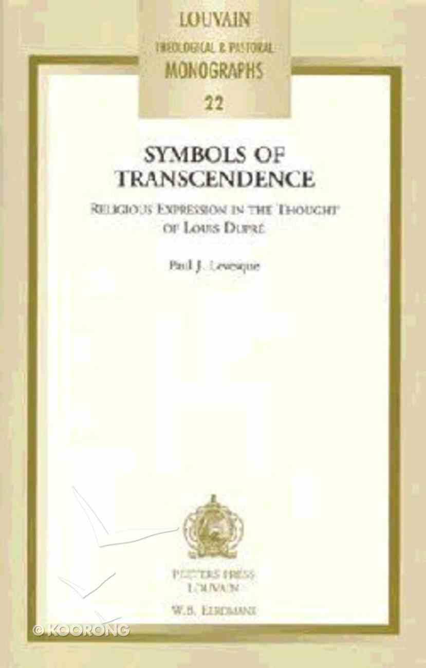 Symbols of Transcendence Paperback