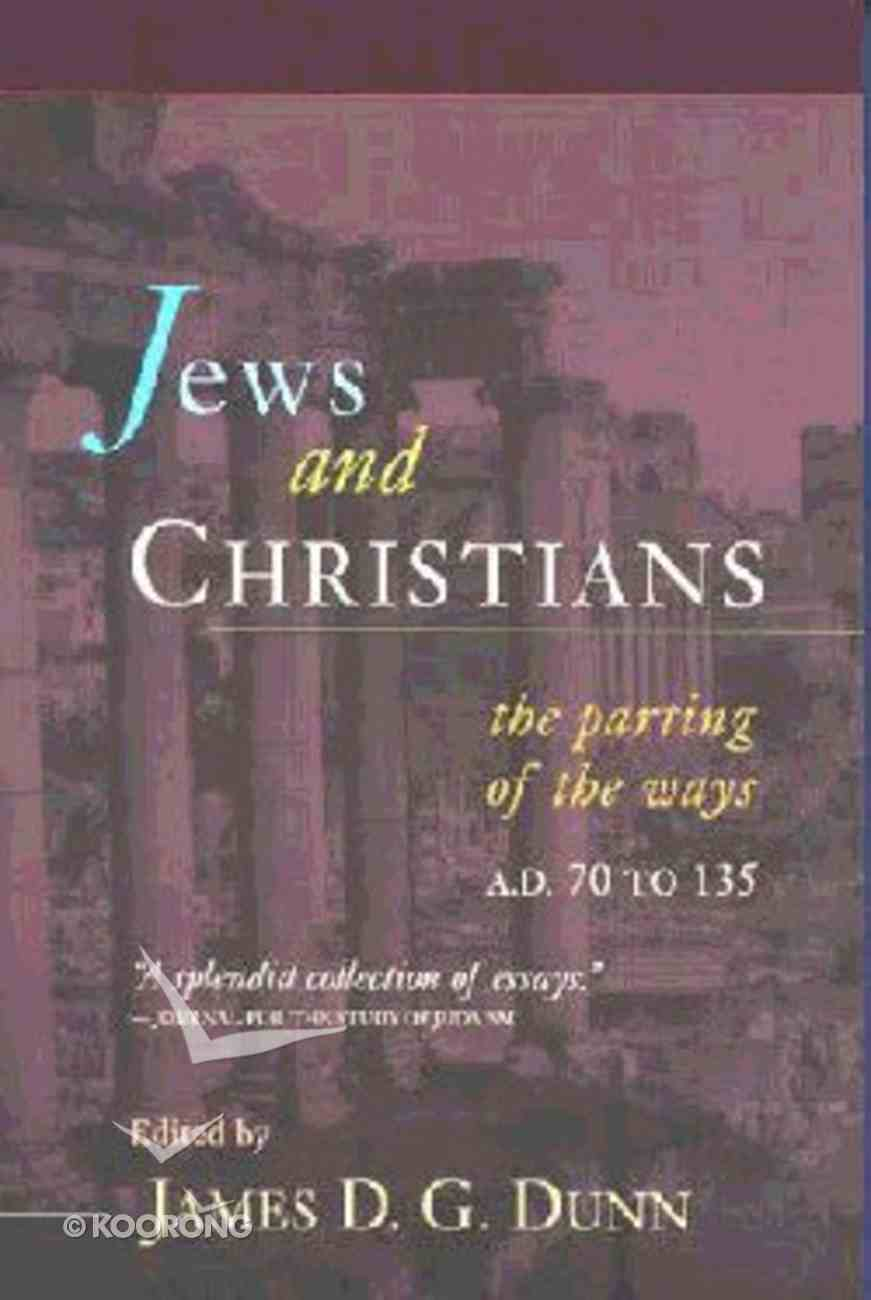 Jews and Christians Paperback