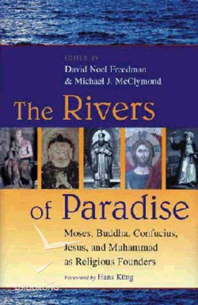 The Rivers of Paradise Hardback