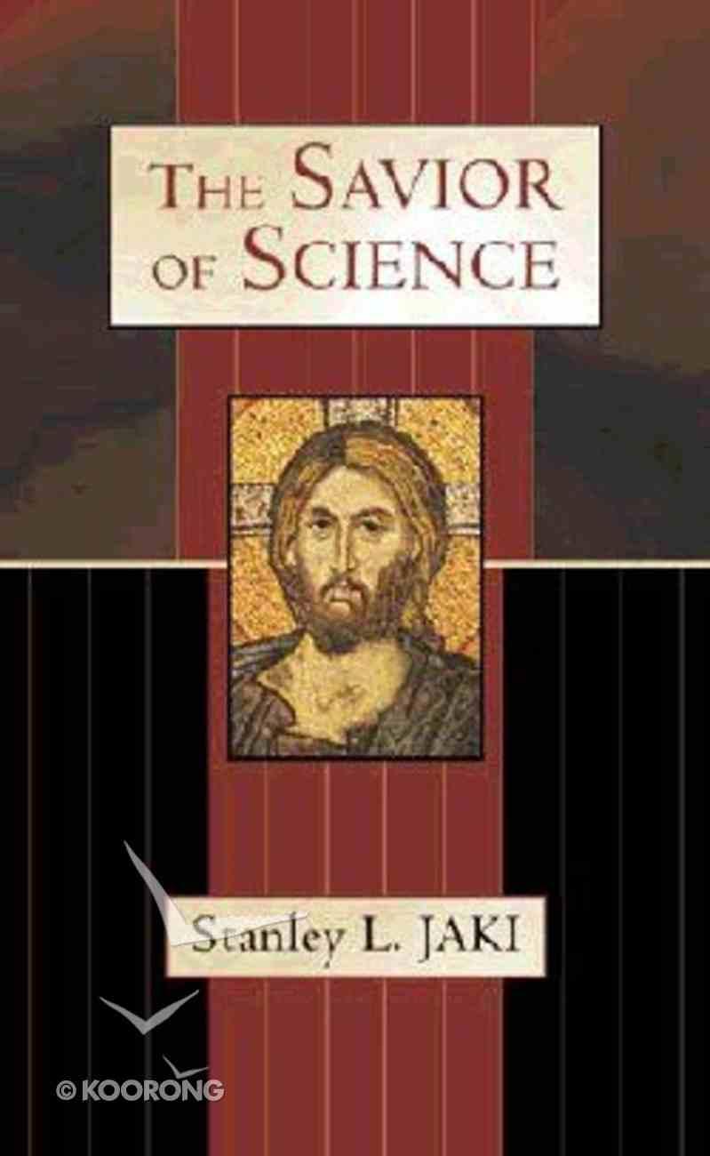 Savior of Science Paperback