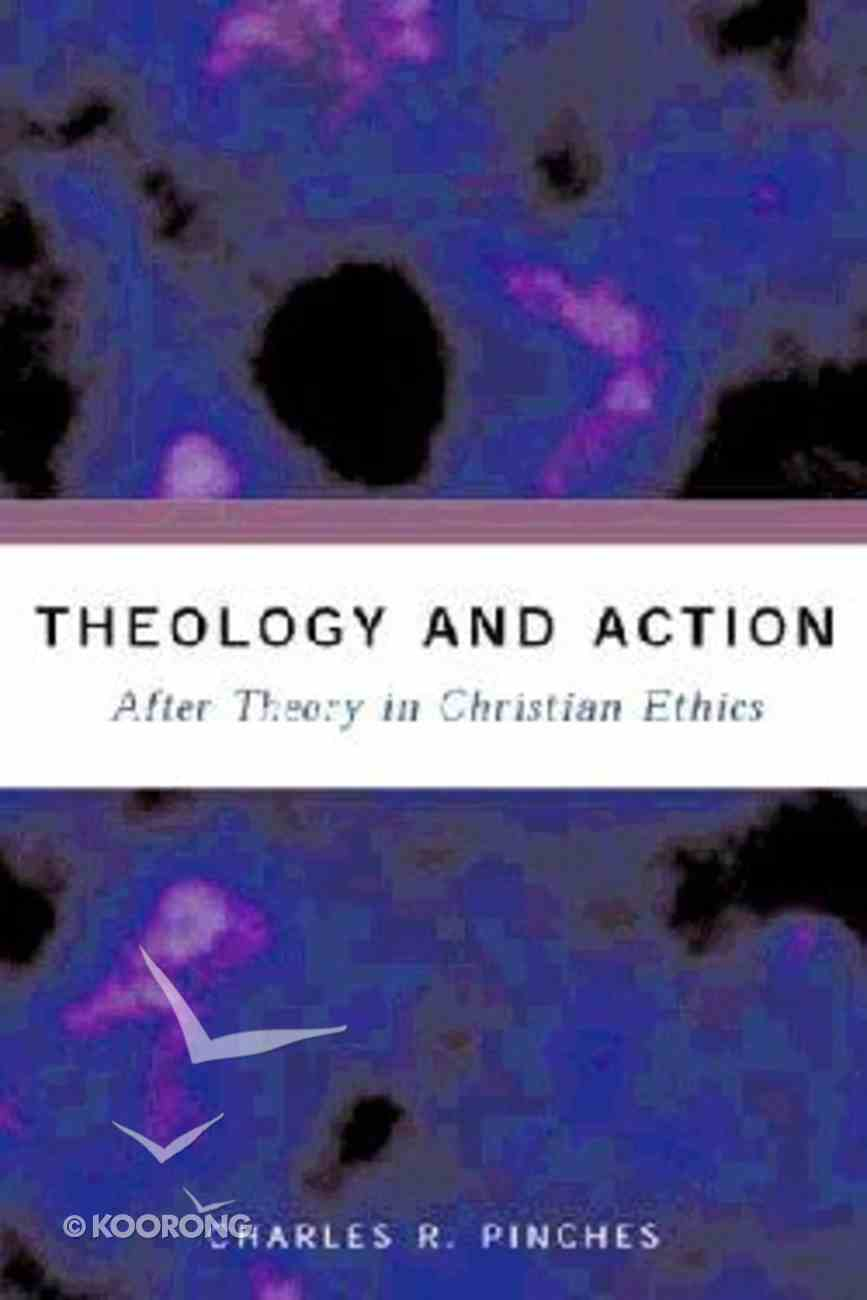 Theology and Action Paperback