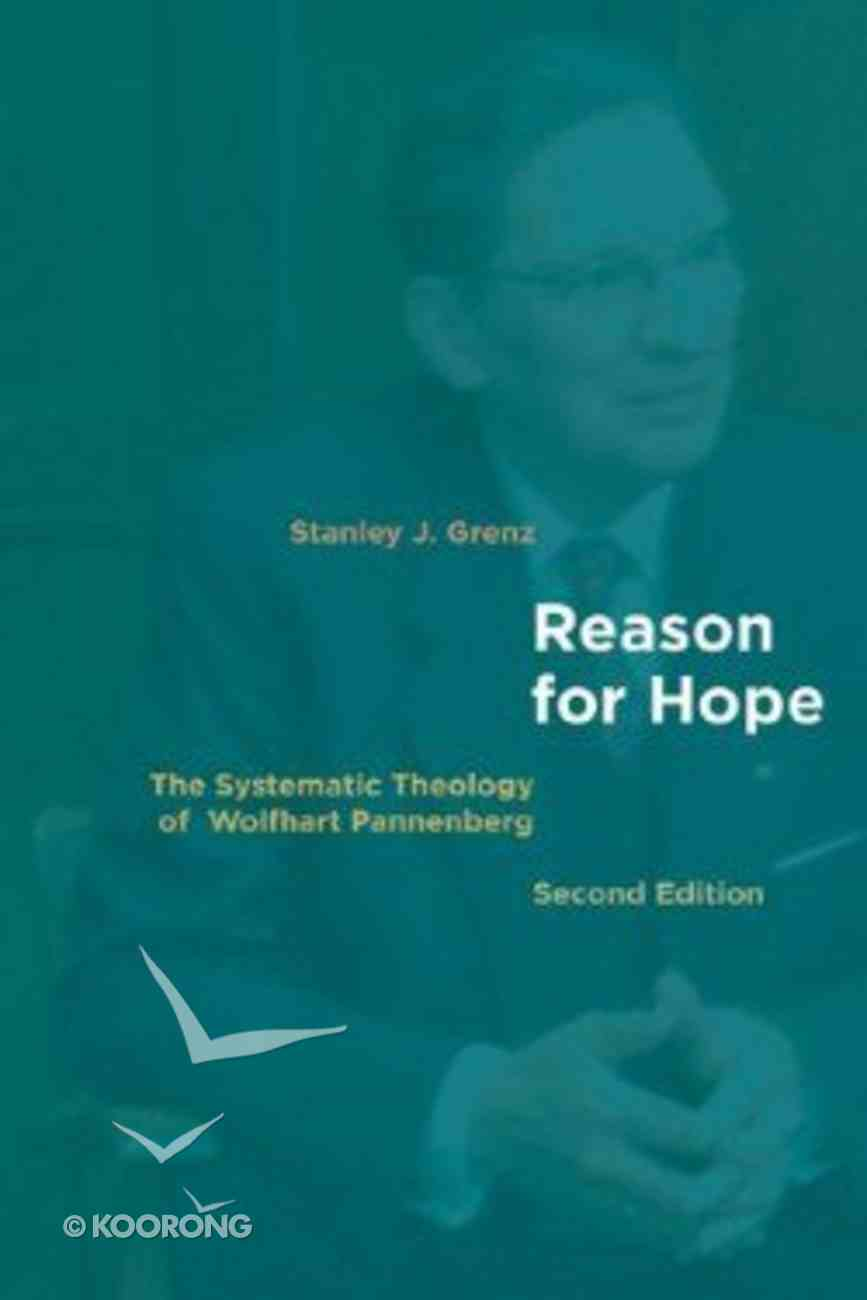 Reason For Hope (2nd Edition) Paperback