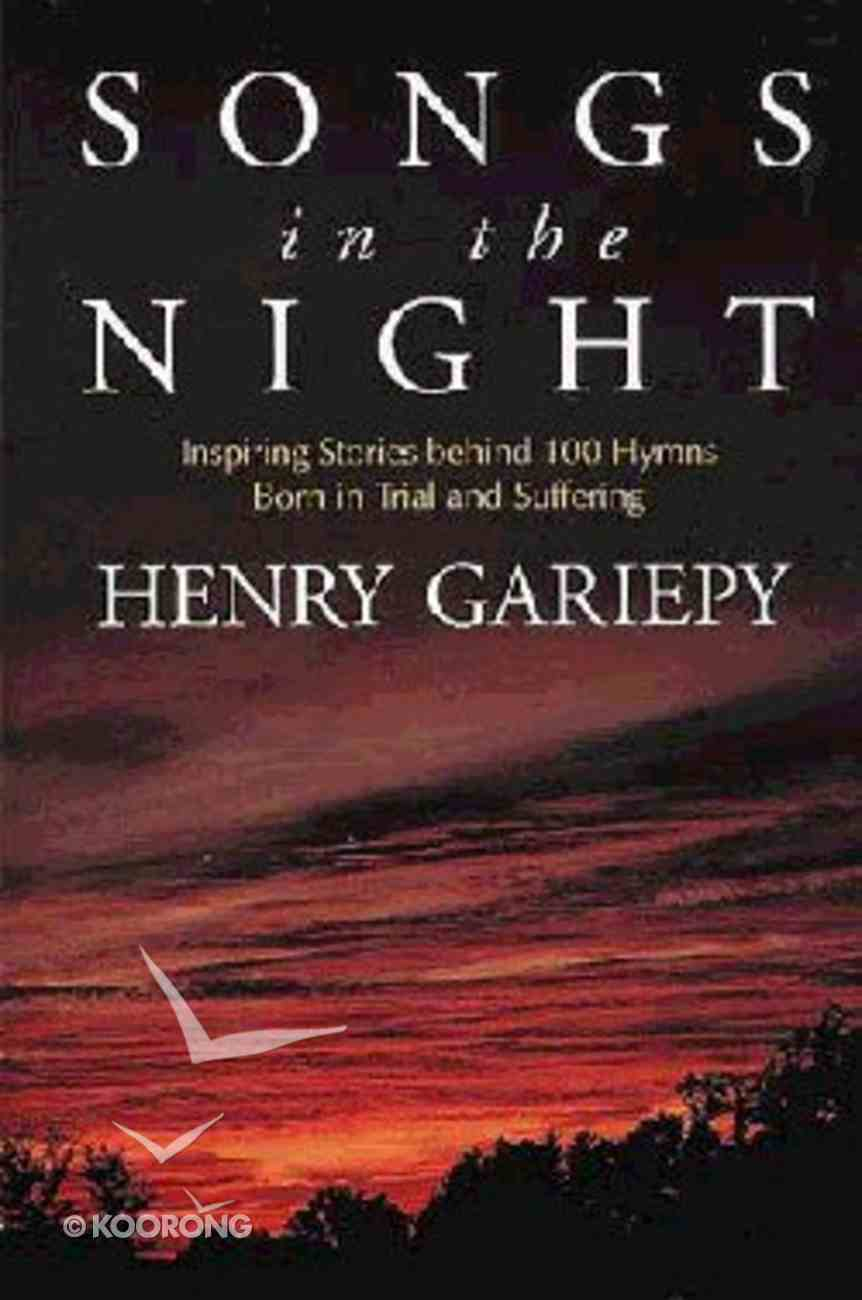 Songs in the Night Paperback
