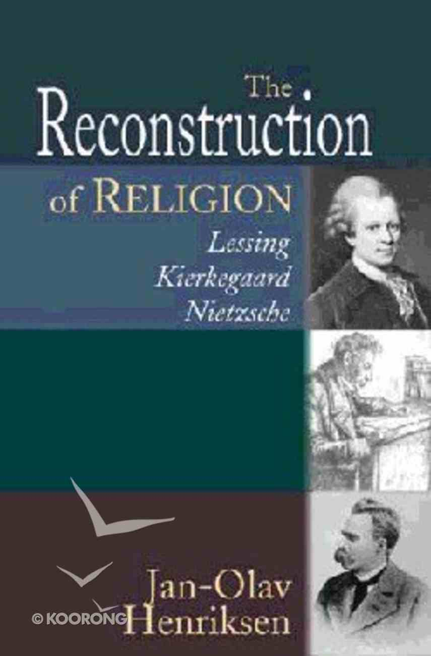 Reconstruction of Religion Paperback