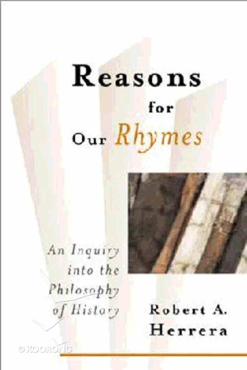 Reasons For Our Rhymes Paperback