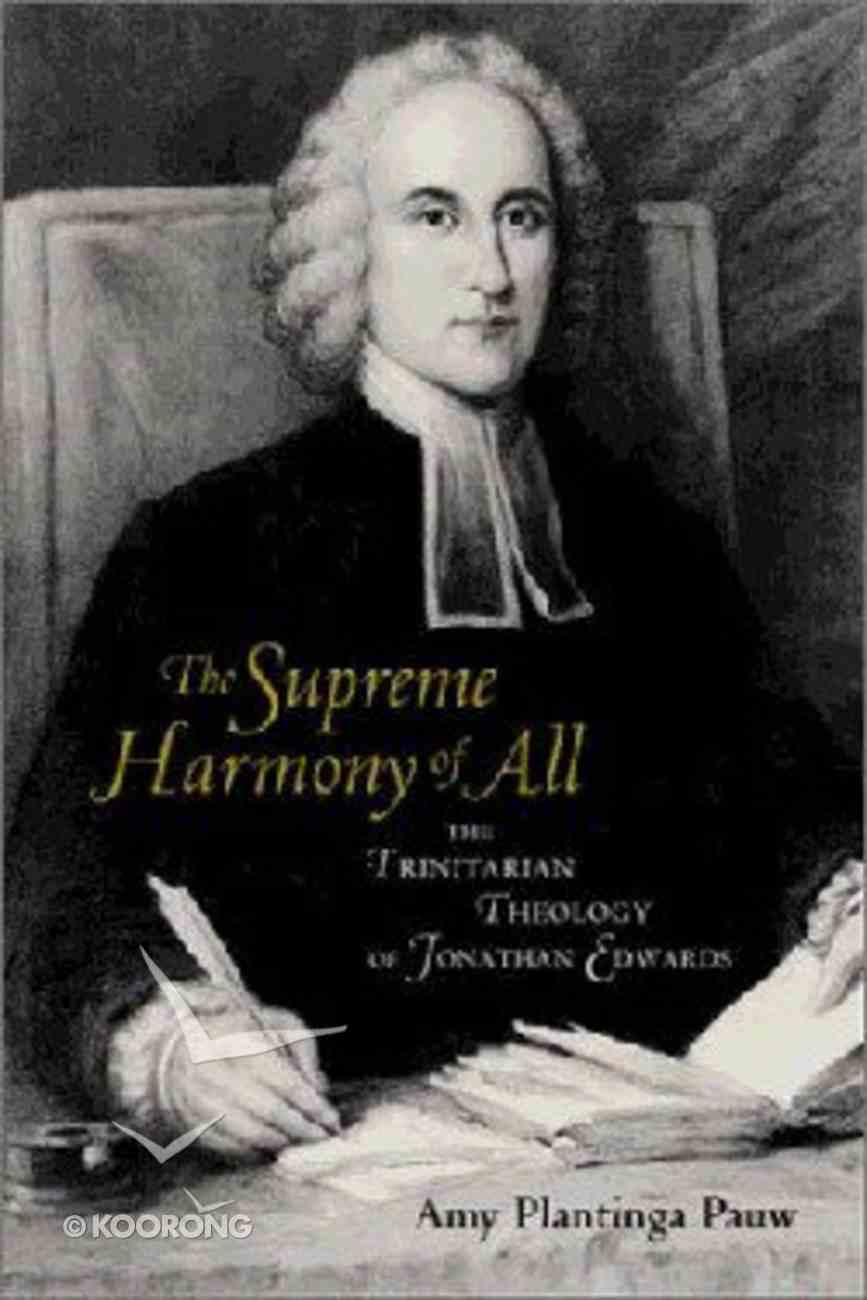 Supreme Harmony of All Paperback