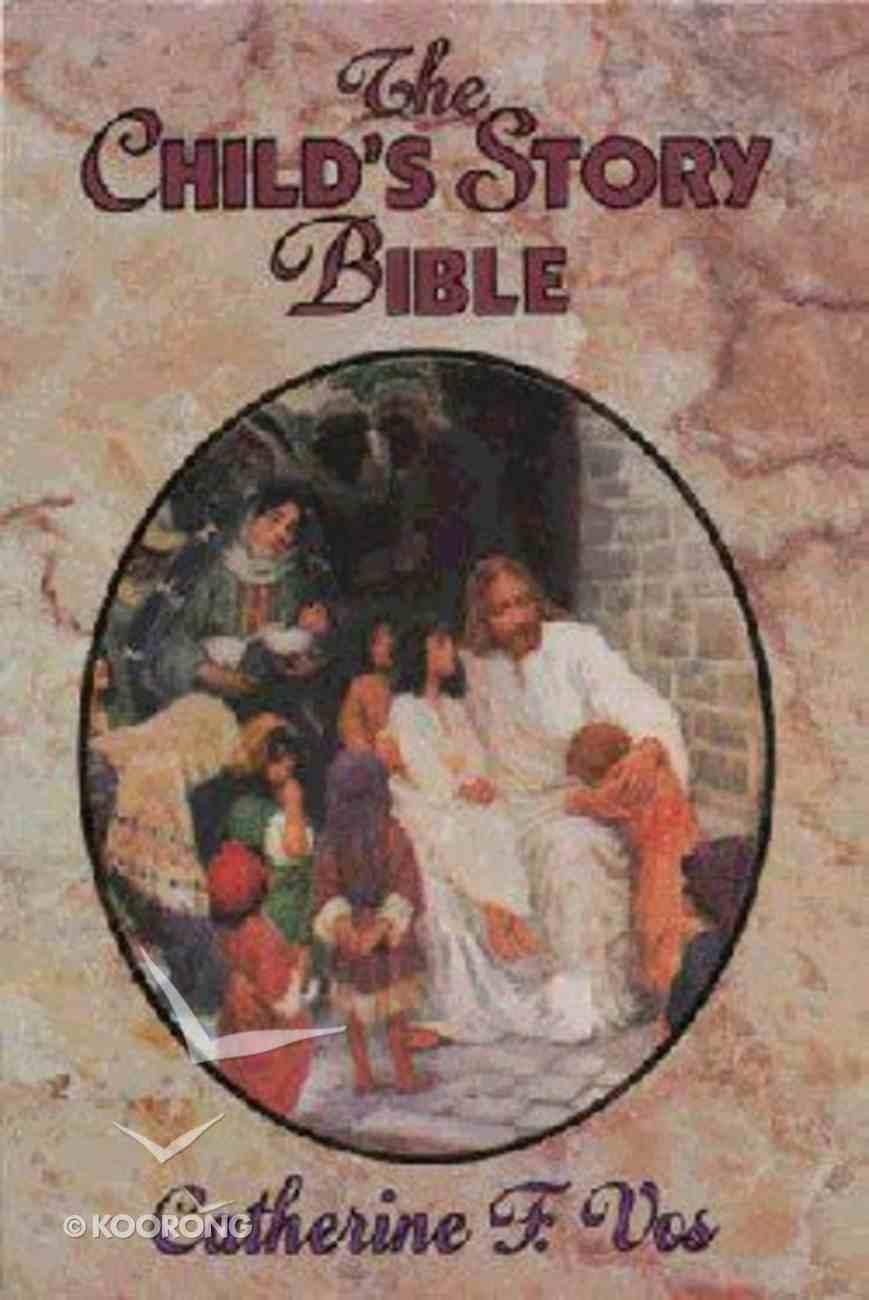 The Child's Story Bible Hardback